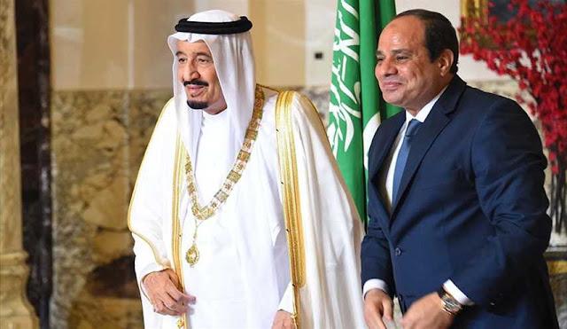 المغرد السعودي مجتهد يكشف اسرار إيقاف السعودية لإمدادات النفط لمصر
