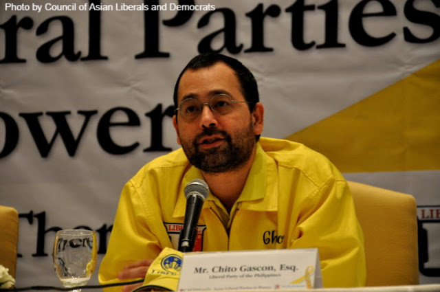 CHR Chairperson Chito Gascon may be a CIA agent? This is shocking!