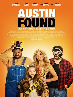 Austin Found (2017) Movie English HD 720p WEB-DL 800mb