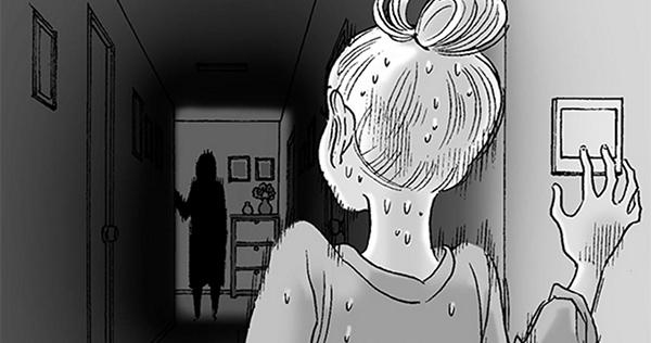 Silent Horror chap 50: Đối diện
