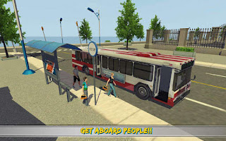 Commercial Bus Simulator Mod APK
