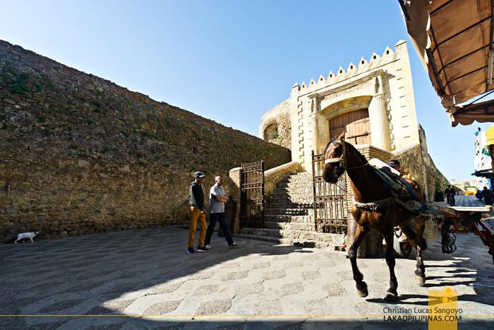 Asilah Medina Morocco Carriage