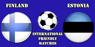 Finland vs Estonia live stream Thursday 09 November 2017 Friendly Match