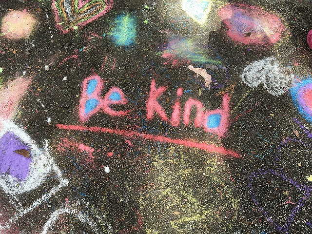 Blog to Action - Be Kind