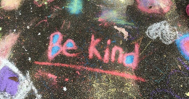 Be Kind to Someone Today