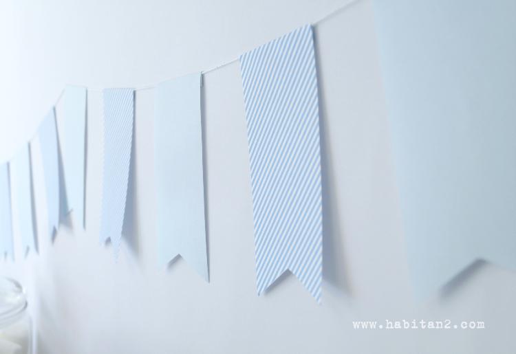 Party-kits personalizados para comunión de niño diseño de Habitan2 / Decoración de fiestas / Event planner / Diseño gráfico para eventos