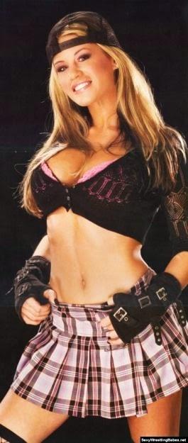 Ashley Massaro - Wrestling Women - WWE