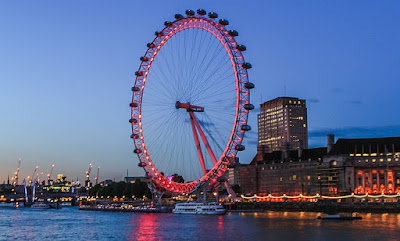 London Eye The Tallest Ferris Wheel UK'S Most Visited Touring Spot
