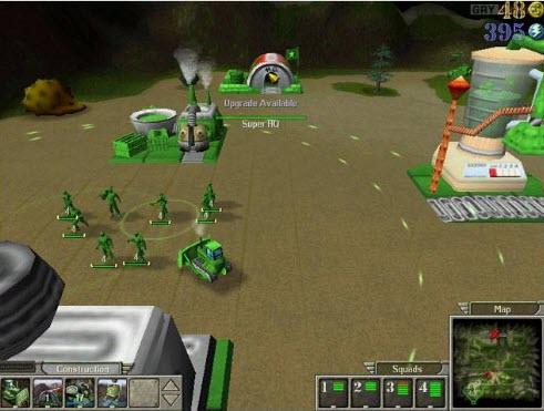 تحميل لعبة الجيش الاخضر Army Men RTS للكمبيوتر من ميديا فاير
