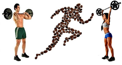 La cafeína mejora el rendimiento durante la rutina de pesas