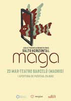 Concierto de Maga en Teatro Barceló