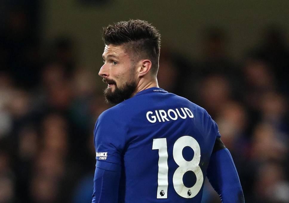 Chelsea Putuskan Nasib Giroud Pekan Ini