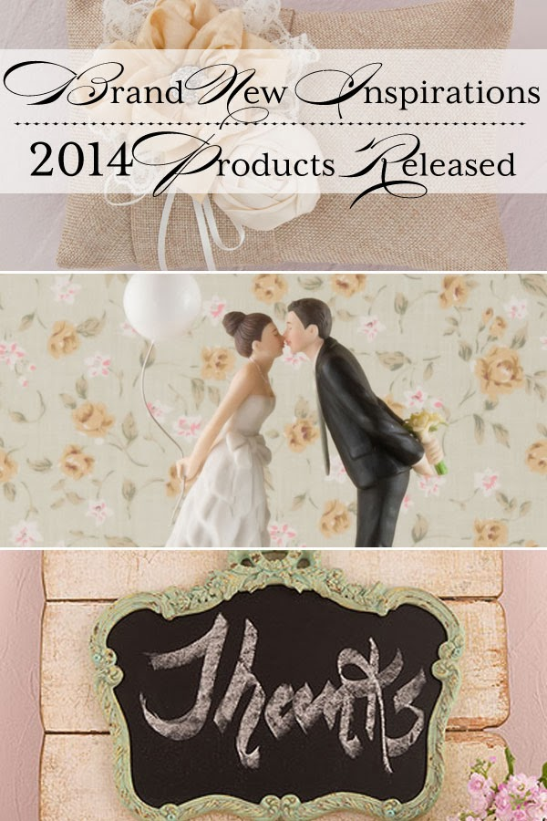 Creative Bag wedding - new products for 2014 | creativebagwedding.com
