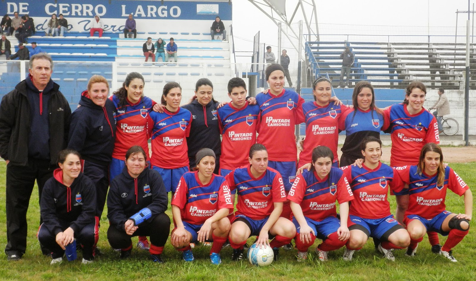 Yenifer de cerro largo uruguay 3 - 1 6