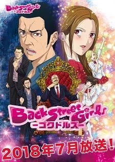 Back Street Girls: Gokudolls audio latino