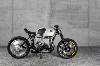 BMW R80RT Custom by Vagabund