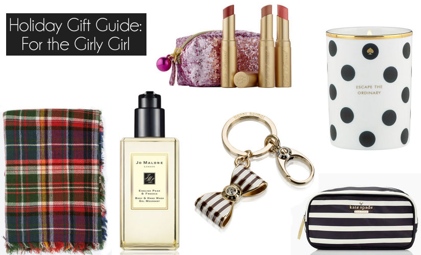 zara jo malone henri bendel too faced kate spade gift guide girly