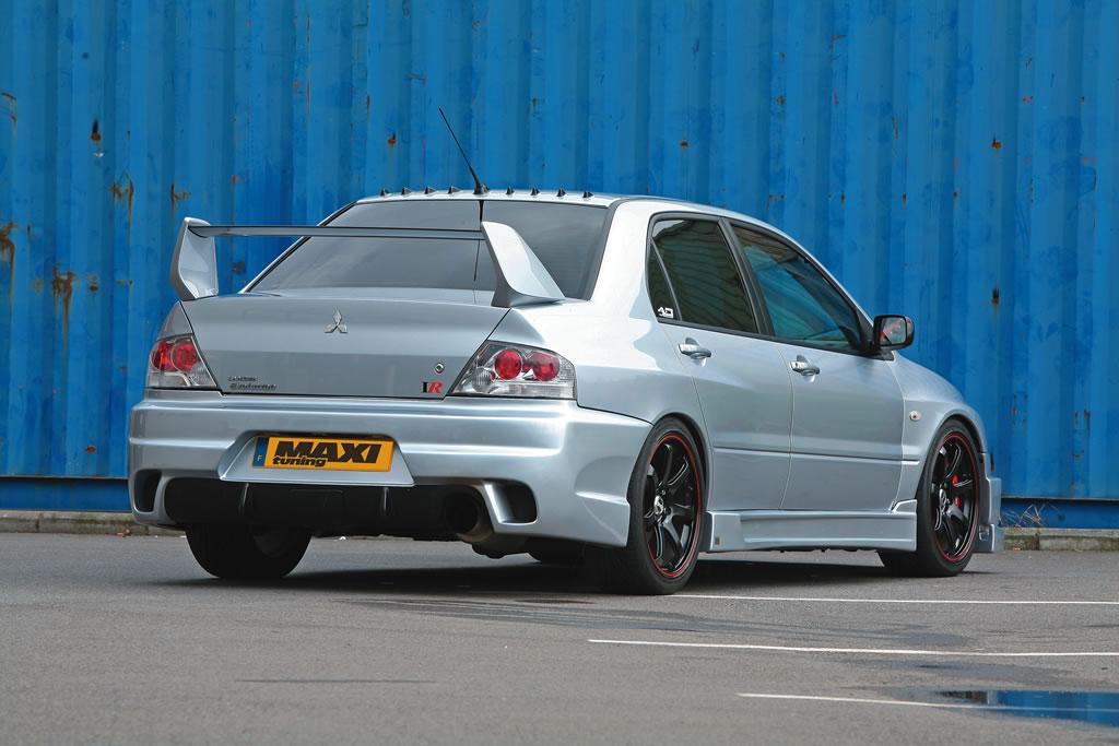 Mitsubishi lancer tune up