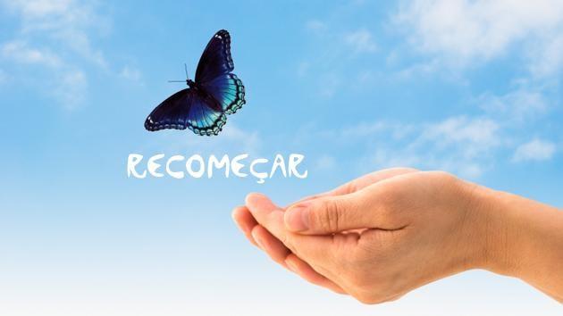 Deus Quer Te Dar Uma Nova Chance Para Recomeçar: GRAJAÚ: RECOMEÇAR** Palavra Chave Para O