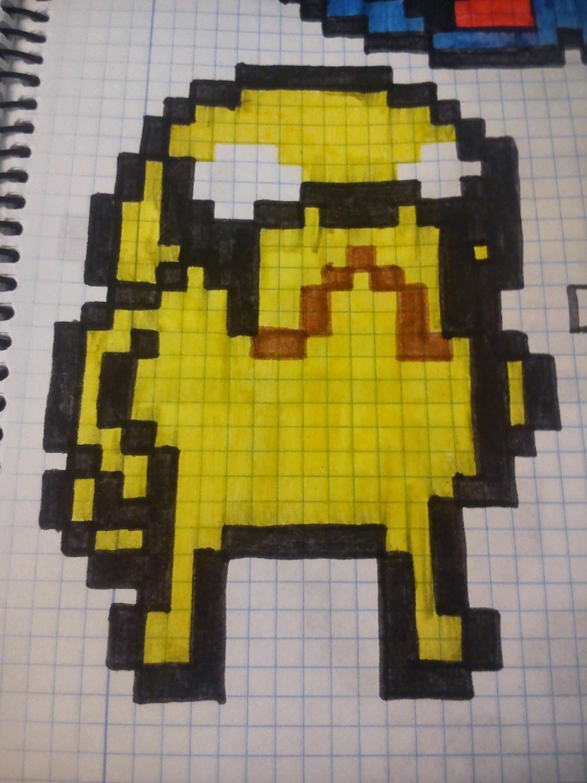 Las mejores imagenes de minecraft para imprimir y colorear. Pixel Art Spain: Series