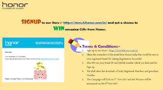 Free Gift On Register