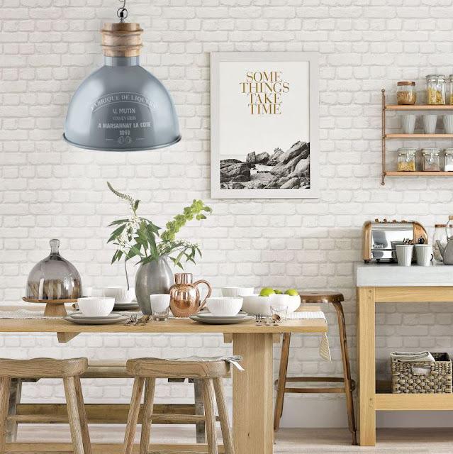 Szara lampa sufitowa, Lampy sufitowe, Lampa do stylu skandynawskiego