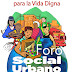 Llamamiento Foro Social Urbano Alternativo y Popular