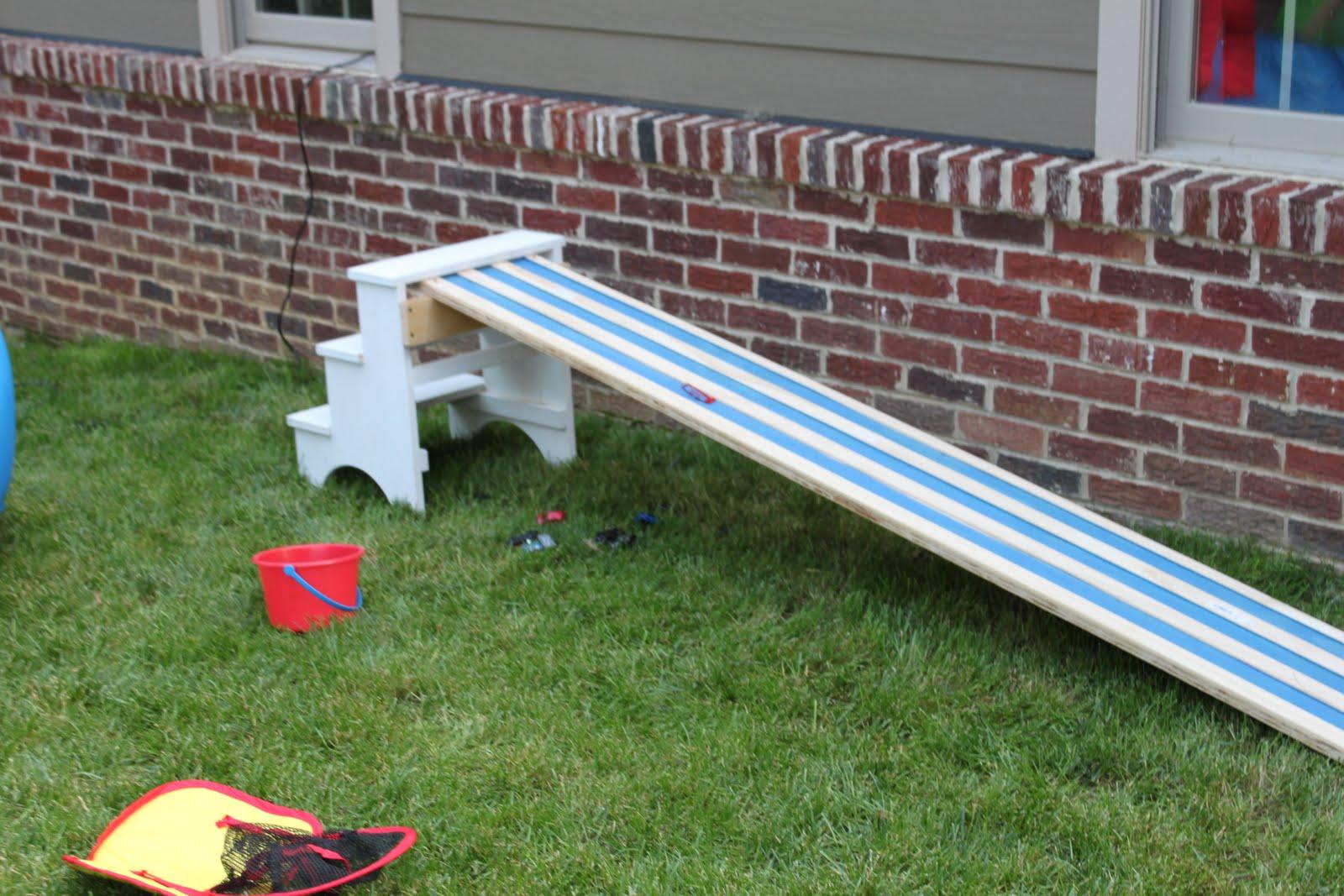 HOUSEography: Some DIY Race Car Birthday Ideas