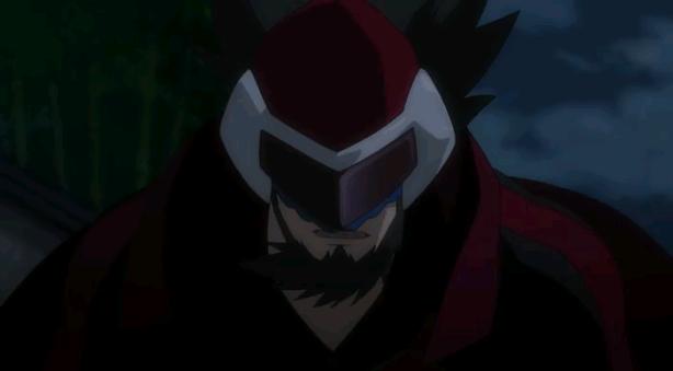 Bakumatsu Gijinden Roman 09