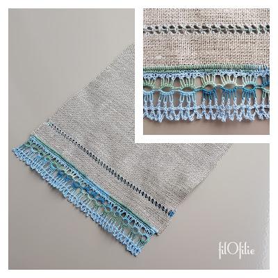 Apprentissage de nouvelles techniques : frivolité et crochet, couture à la main, jour échelle...