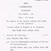 Gauhati University B.Sc Chemistry General 2015 Question Paper