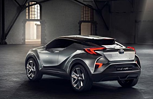 2018 Toyota C-HR Crossover Review