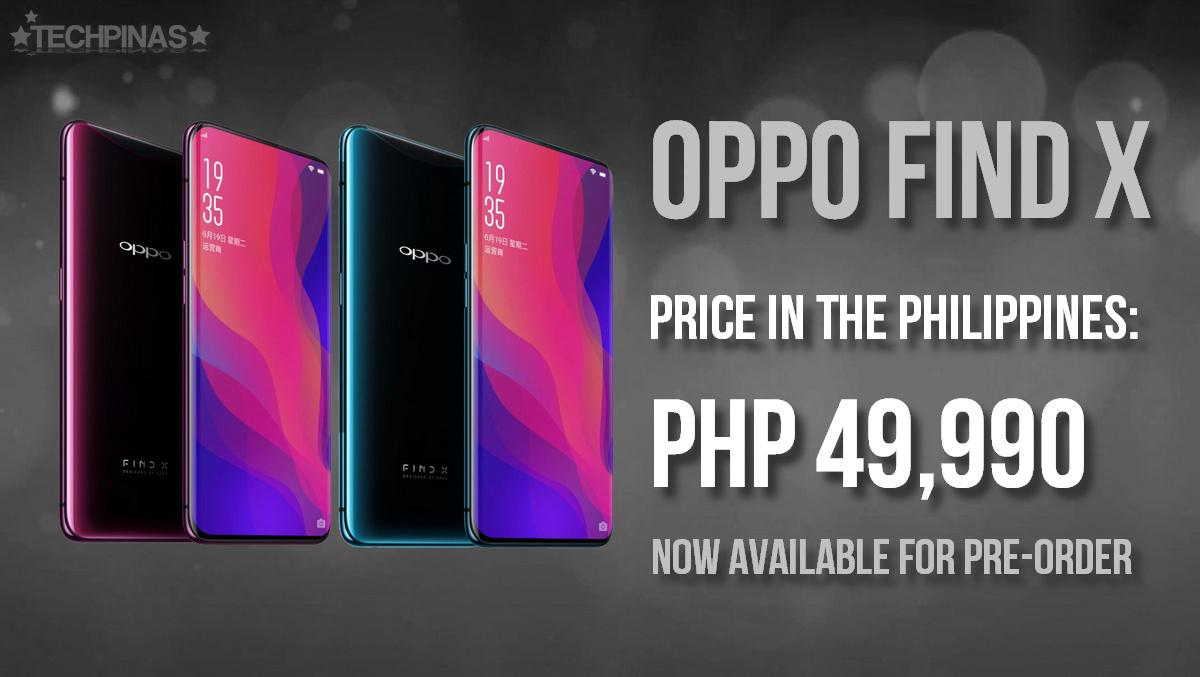 OPPO Find X Philippines