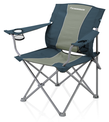 The Camping Chair That Supports Your Back And Does So Much More
