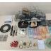 Elementos são detidos por tráfico de drogas e posse de munição na PE-166, em Belo Jardim, PE