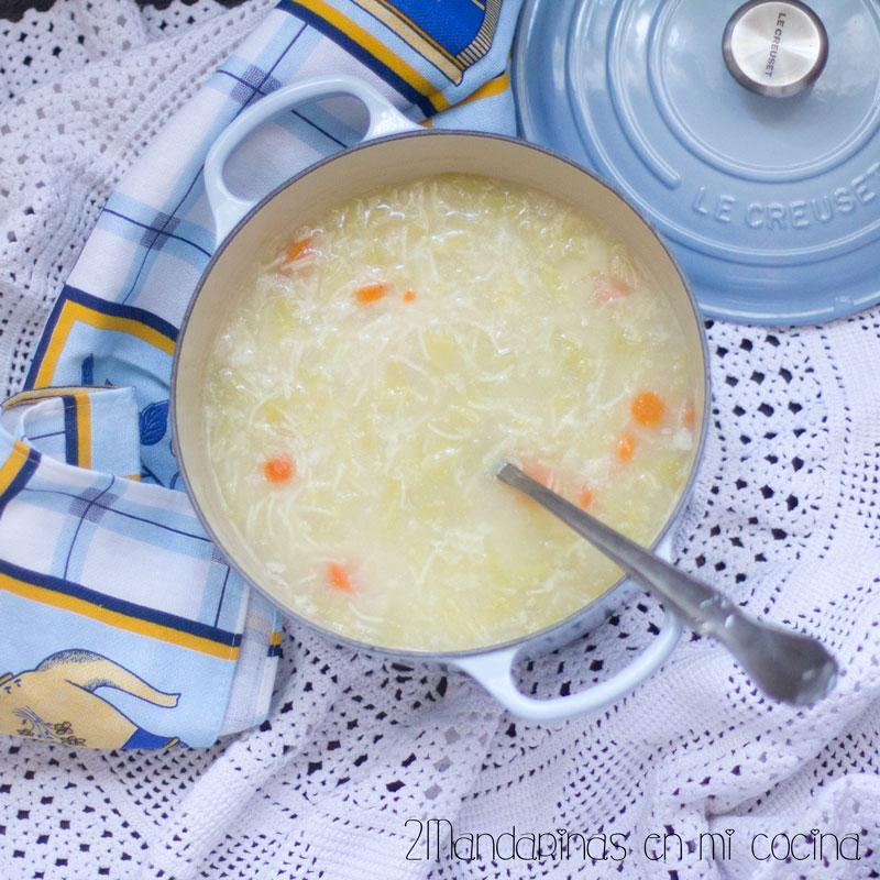 Escudella de arroz y fideos. Las mejores recetas de mi madre de Joan Roca