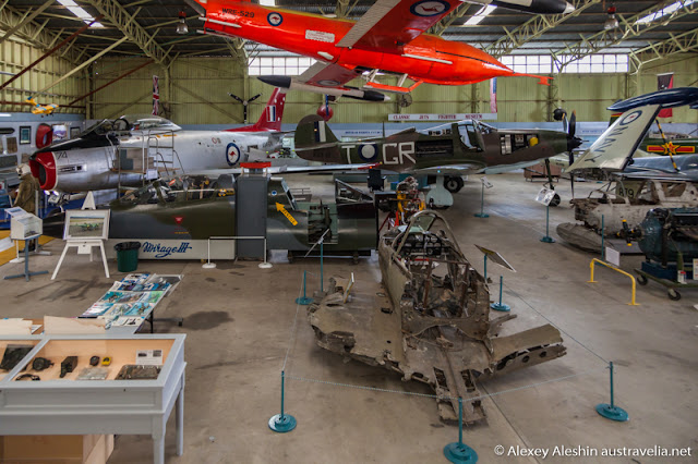 angar 52: Classic Jets Fighter Museum, Parafield Airport, South Australi