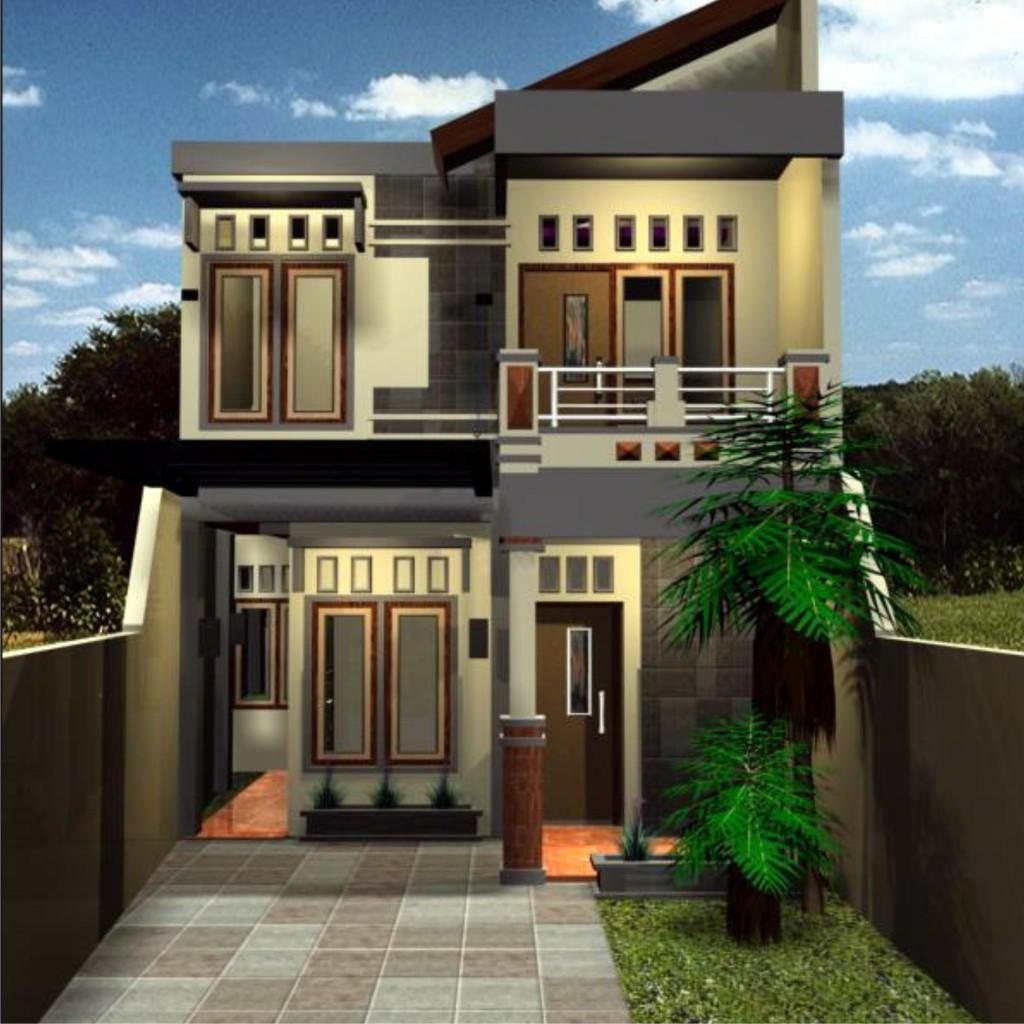 Desain Rumah Minimalis Sederhana 2 Lantai Solusi Terbaik Untuk
