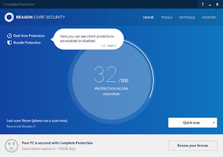 Reason Core Security 1.2.0.0 Full Crack