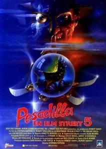 Ver Pesadilla en Elm Street 5 / El niño de los sueños Onine HD