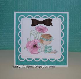 Debbie All Dresse Up Little Flower Fairy