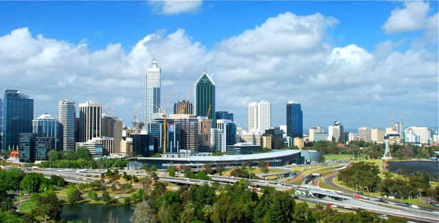 Aluguel de carro em Perth