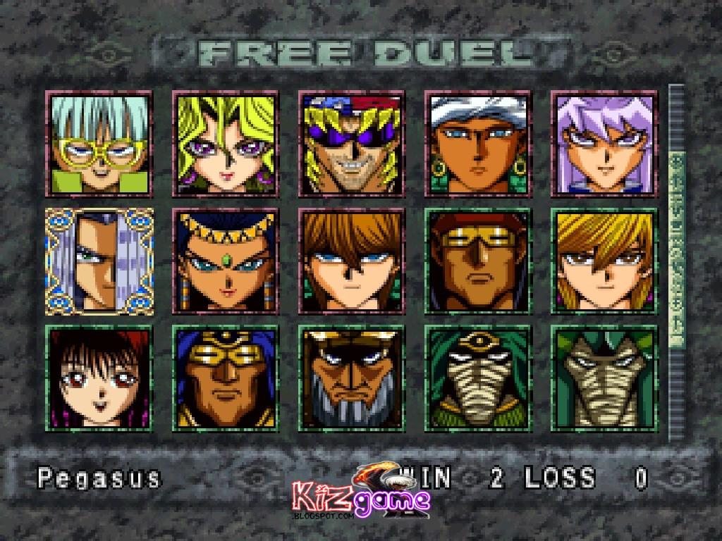 Download Save Game Yugioh Forbidden Memories Full Cards - treksupernew