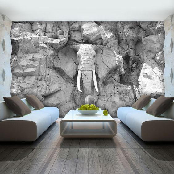 3D wall art wallpaper images for home walls