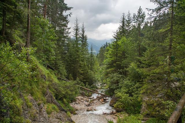 Silberkarklamm Rundweg Wilde Wasser und Klettersteige  Ramsau am Dachstein   Hias-Klettersteig  Siega-Klettersteig 05