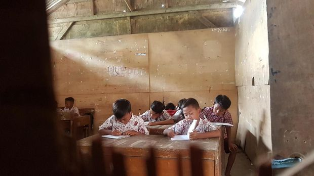 KPAI: Kondisi 'Sekolah Bekas Kandang Kerbau' Memprihatinkan