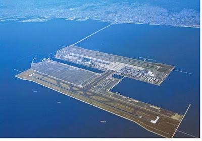 Bandar Udara Internasional Kansai - pustakapengetahuan.com