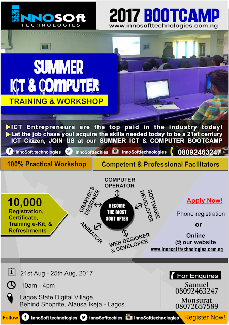 ICT SUMMER COACHING