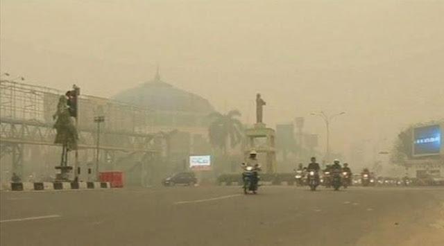 Tahun 2017 Riau bebas asap ini kata BMKG