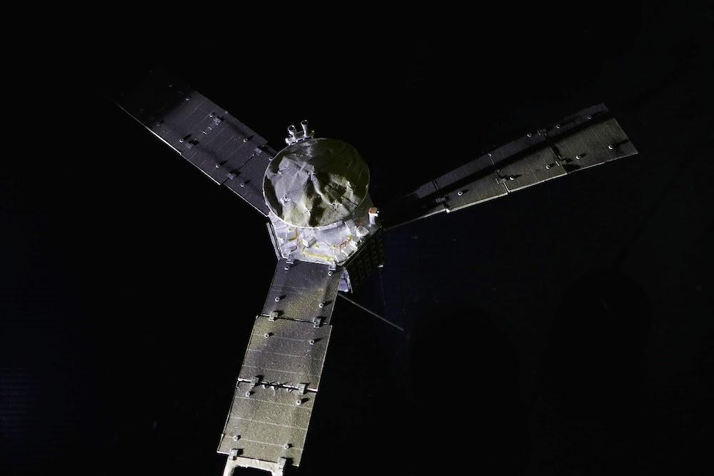 Space Probes to Jupiter images